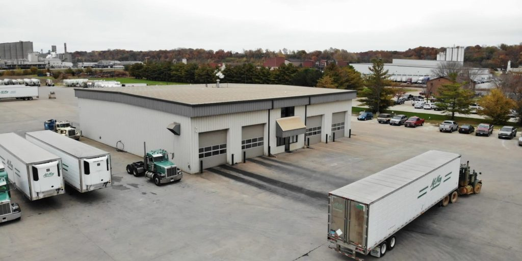McNay Trucking Facility